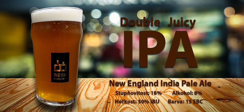 Double IPA Beer Factory